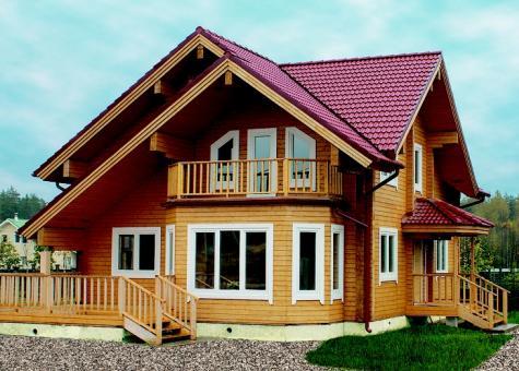 Популярные стили деревянных домов