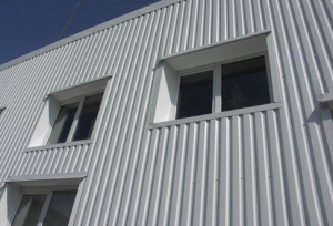 façade cladding Decking