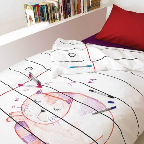 ткань на постельное белье