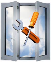 failure of PVC windows