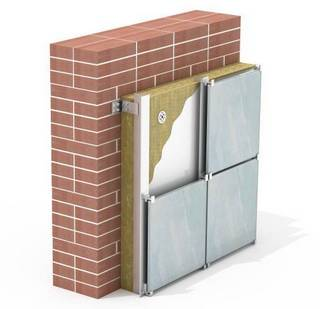 Декоративные панели для фасадов