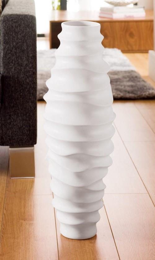 Большая ваза своими руками фото