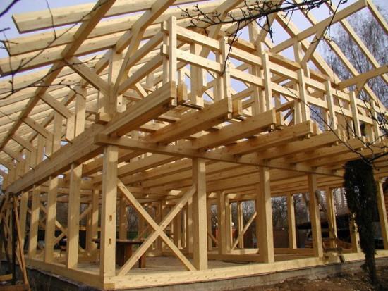 frame houses Turnkey