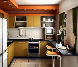 functional ideas for the kitchen
