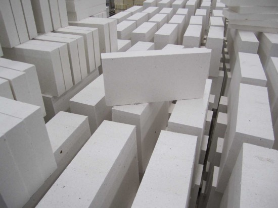 gas silicate blocks