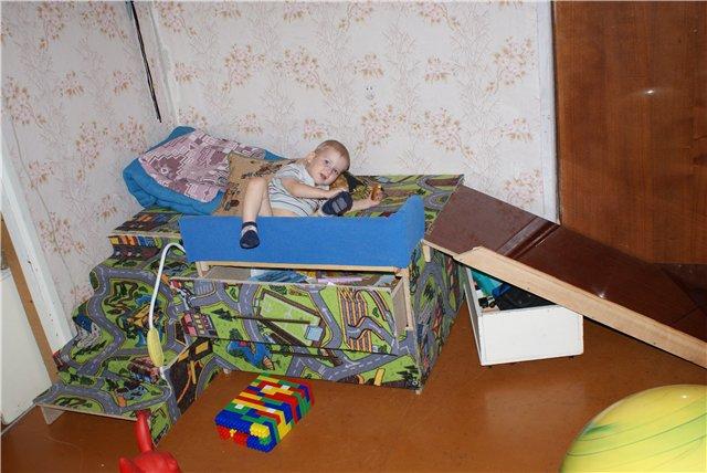 Детская шторы дизайн