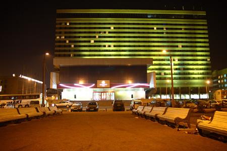Строительство гостиниц в Петербурге
