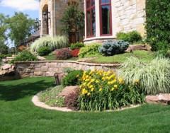 Озеленение участка и подготовка почвы