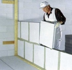 gypsum partition walls of gypsum board