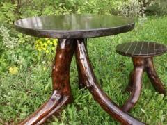 Выбор мебели ручной работы для загородного дома