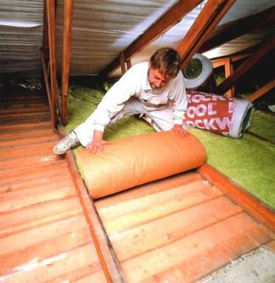 insulate attic, как утеплить мансарду своими руками