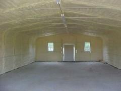 insulate hangar