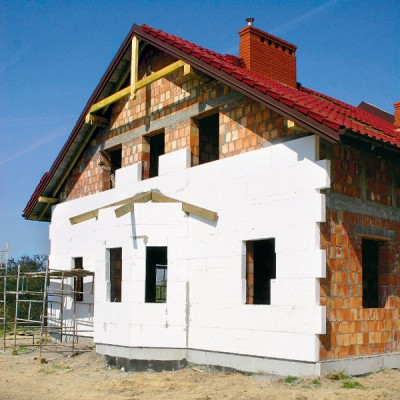 insulate house