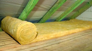 insulate the roof of a private house