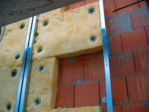 insulation for ventilated facades