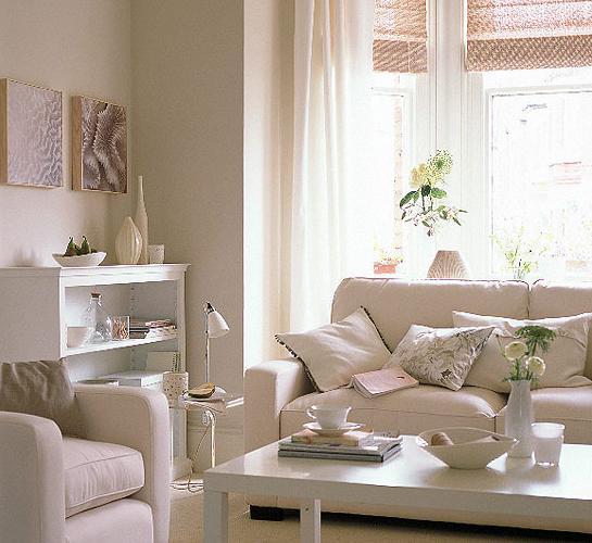 Модный интерьер для стандартной квартиры