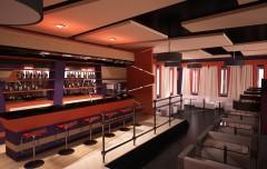 interior design cafe