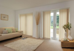 interior using blinds