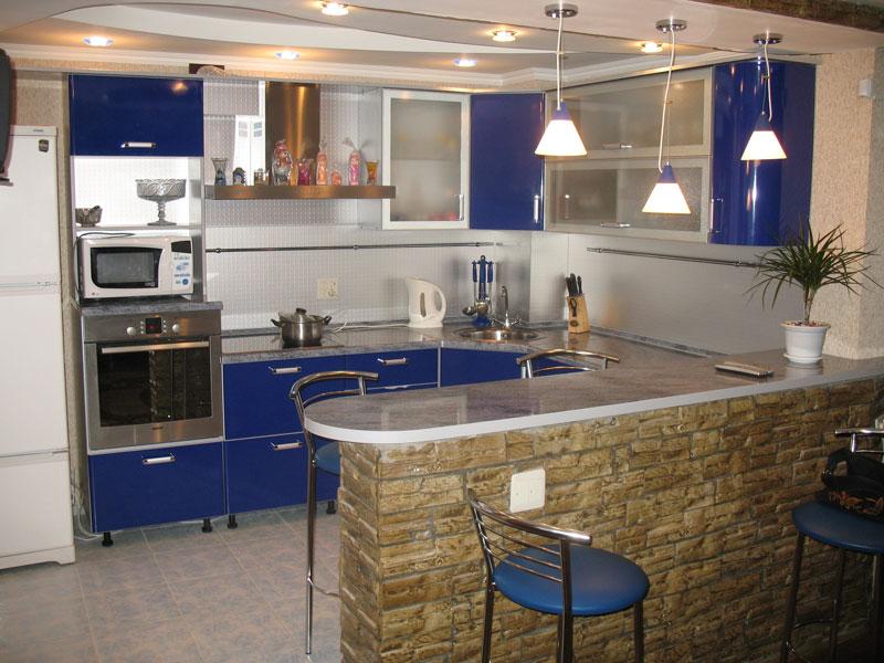 Подбор мебели для кухни любых размеров