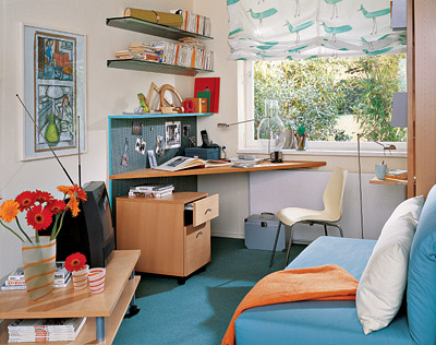 Дизайн своей комнаты своими руками
