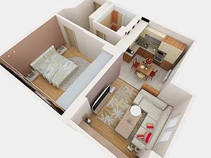 Расширяем жизненное пространство небольшой квартиры: полезные советы