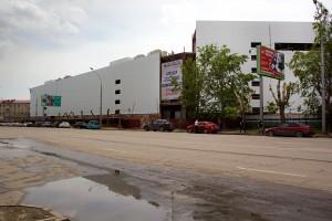 large-format stores in Novosibirsk