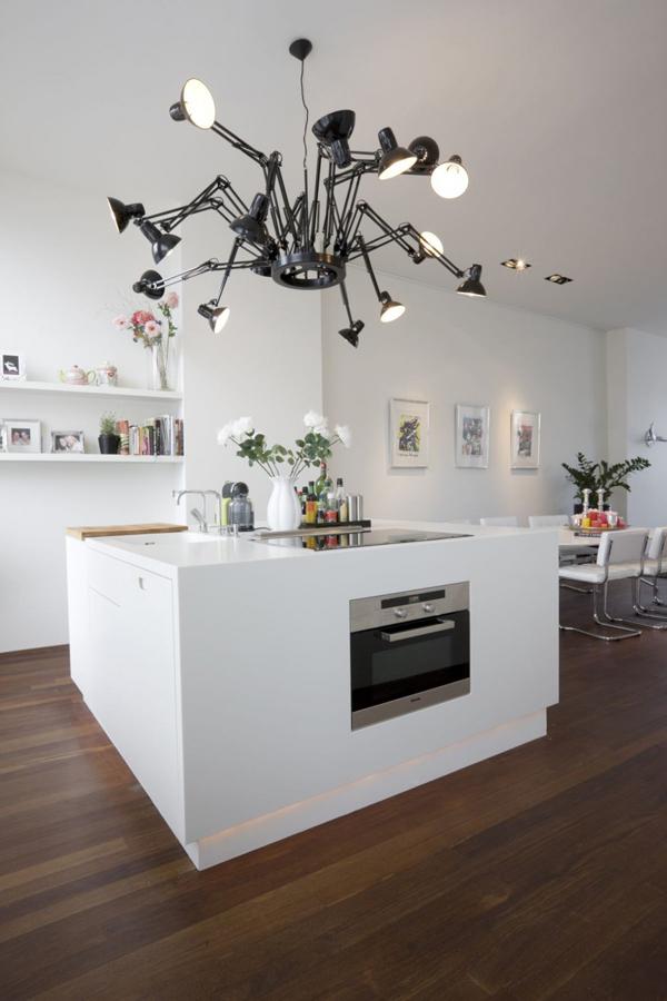 Люстра кухни своими руками фото