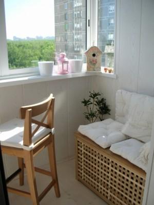 make a summer terrace balcony