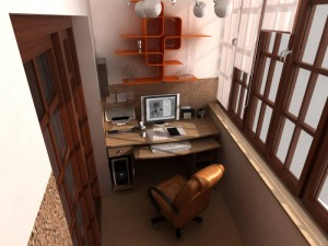 make loggia office