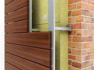 materials for facades