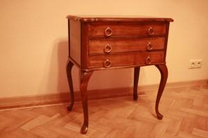 Профессиональная реставрация антикварной мебели