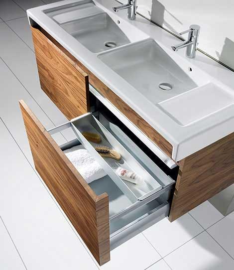Какую мебель приобрести в ванную комнату