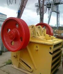 modern industrial crushers