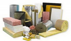 modern insulating materials, современные теплоизоляционные материалы