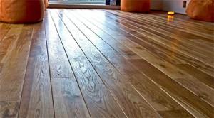 mounting floorboard