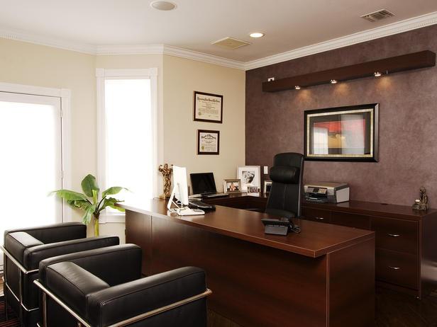Стиль офисной мебели