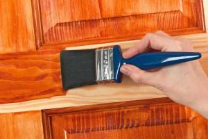 paint pine doors
