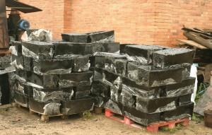 Вторичное использование строительных материалов.