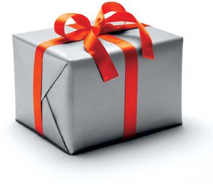 Того кому хотите сделать подарок