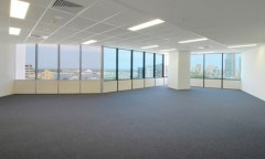 rental of commercial real estate