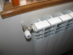 replace radiators