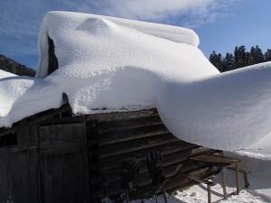 roof snow