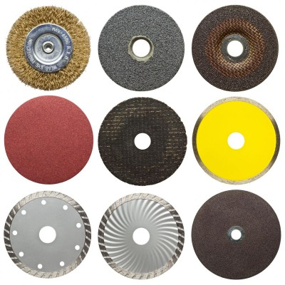 selecting abrasive wheel