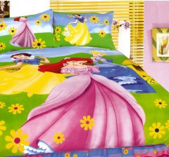 set of baby bedding
