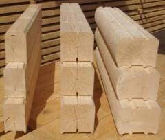 shaped beam