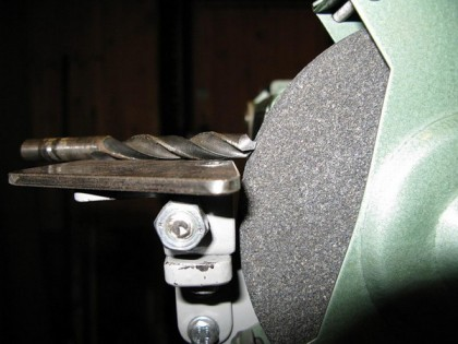 sharpener Drill