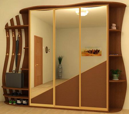 Многофункциональные и удобные шкафы-купе.