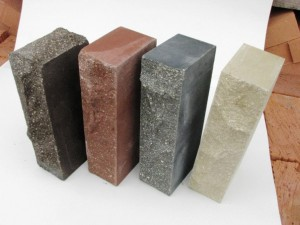 sizes of bricks