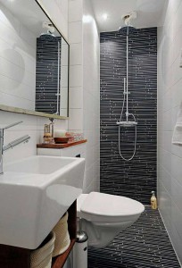 small tiles for bathroom