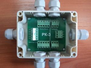 splitter interface PR-3